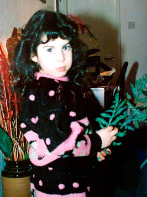 Amy Winehouse aged 5 | Now magazine | Celebrity gossip