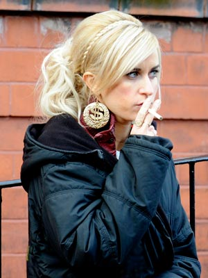 Katherine Kelly | Celebrity Smoker | Pictures  | Now | Photos | Celebrity gossip