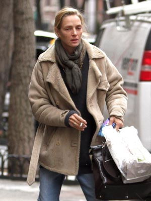 Celebrity Smokers | Uma Thurman | Pictures | Now Magazine | Celebrity Gossip