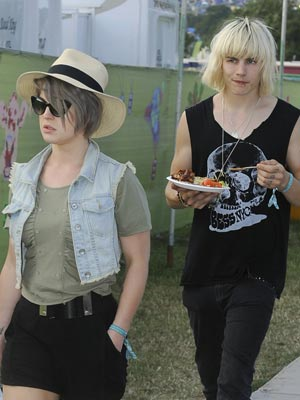 Kelly Osbourne and Luke Worrall | Celebrity Spy | Pictures | Photos | Latest | Celebrity gossip