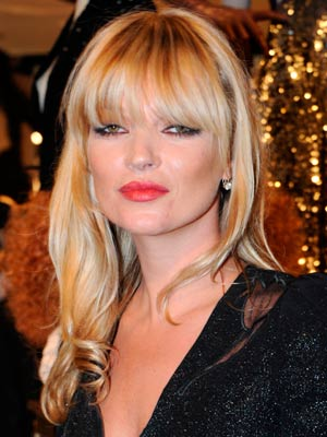 Kate Moss | Celebrity hair | Pictures | New styles | Latest | Hair | Now | Photos | Hairstyles