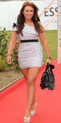 Lauren Goodger | Essex Fashion Week | The Only Way Is Essex | Photos | Pictures | Gallery | New | Now magazine