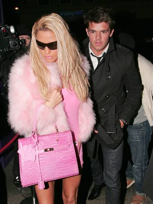 Katie Price and Leandro Penna   Pictures   Photos   New