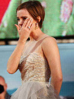 Emma Watson | Harry Potter And The Deathly Hallows: Part 2 premiere | Pictures | Photos | New