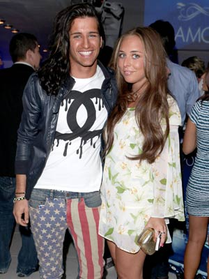 Ollie Locke and Chloe Green | Sky Vodka Launch | Pictures | Photos | New