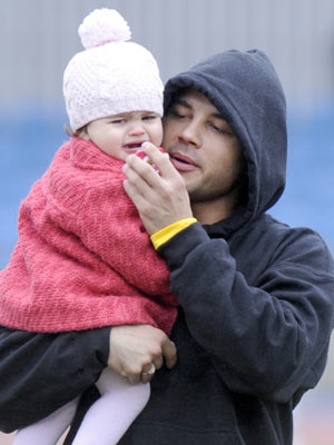 Ryan Thomas| Sport Relief Celebrity Football Match | pictures | now magazine | celebrity gossip