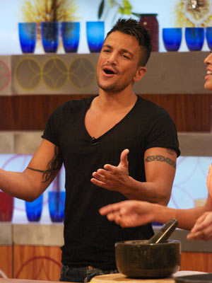 Peter Andre | Let's Do Lunch | Pictures | Photos | New