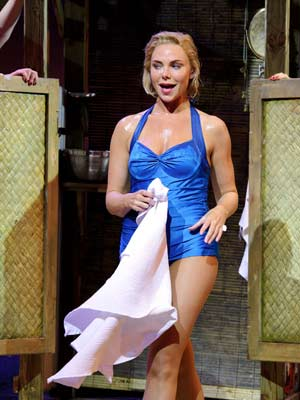 Samantha Womack | South Pacific Musical | Pictures | Photos | New