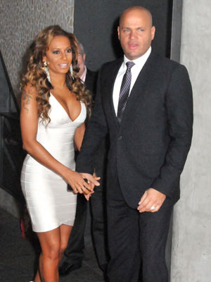 Melanie Brown and Stephen Belafonte | Celebrity Gossip | Pictures | Photos | Gallery