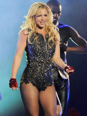 Britney Spears | Britney Spears Performs At Jimmy Kimmel Live | Pictures | Celebrity Gossip | Pictures | Photos | Gallery