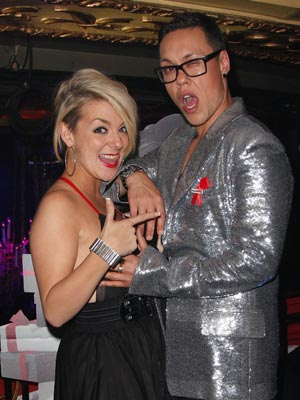 Sheridan Smith and Gok Wan | West End Bares 2011 | Pictures | Photos | New