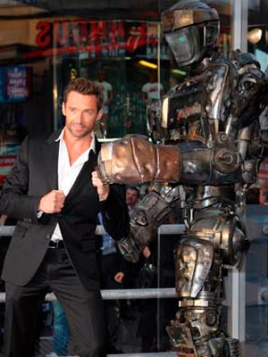 Hugh Jackman | Real Steel Premiere | Pictures | Photos | New