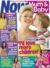 Mum & Baby Cover Sept/Oct 2011