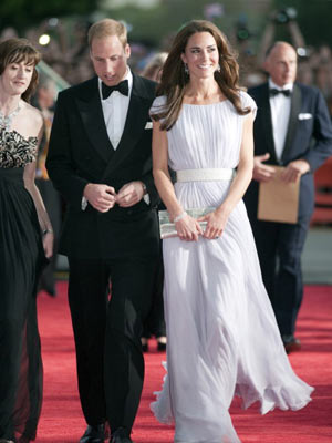 Kate Middleton and Prince William | Hollywood | BAFTA | Pictures | Photos | New