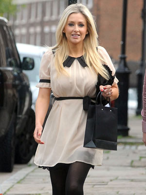 Gemma Merna | Sheree Murphy Leaving Lunch | New | Pictures | Photos | Celebrity News