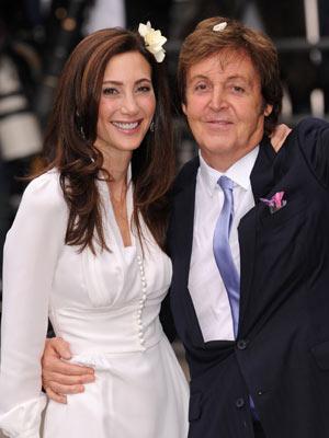 Sir Paul McCartney and Nancy Shevell5 | Sir Paul McCartney and Nancy Shevell wedding | Pictures | Photos | New