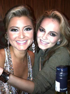Holly Valance And Kara Tointon New Pictures Photos Celebrity News Now