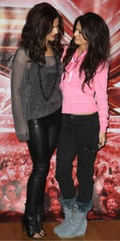 X Factor judge Cheryl Cole and X Factor finalist Cher Lloyd | New | Pictures | Photos | Gallery | Now Magazine | Celebrity Gossip | TV News