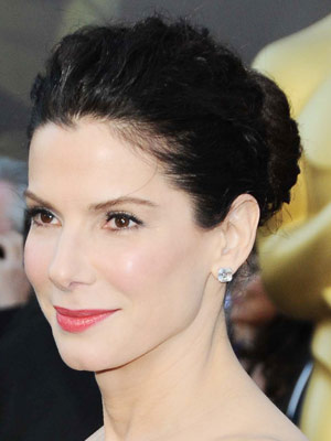 Sandra Bullock | Pictures | Photos | Hair | Oscars 2011 | New