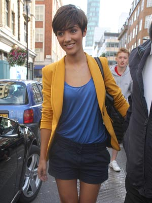 Frankie Sandford | Pictures | Photos | New