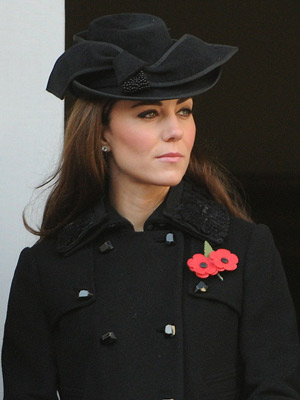 Kate Middleton | Remembrance Sunday Service 2011 | Pictures | Photos | New | Celebrity News