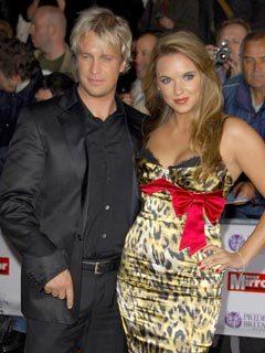 Kian Egan and new fiancee Jodi