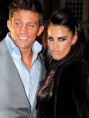 Katie Price and Alex Reid | Katie Price and Leandro Penna | Love Story | Pictures | Photos | New | Now Magazine