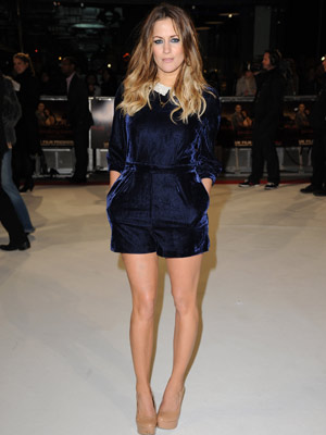 Caroline Flack | The Twilight Saga: Breaking Dawn Part 1 London premiere | Pictures | Photos | New | Celebrity News