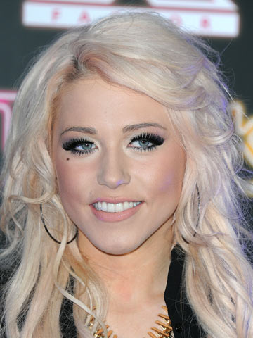 Amelia Lily Oliver | Celebrity Hair | Pictures | Photos | New | Celebrity News