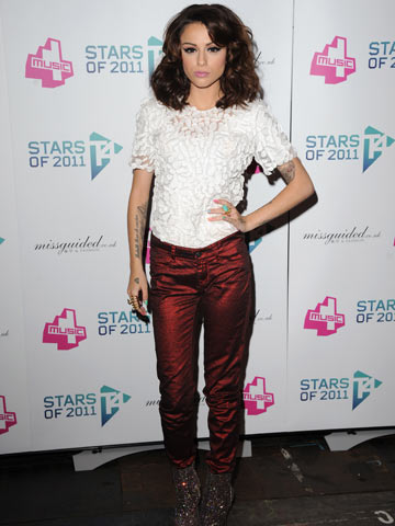 Cher Lloyd | T4 Stars 2011 | Pictures | Photos | New | Celebrity News