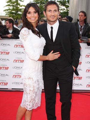 Christine Bleakley and Frank Lampard: a love story