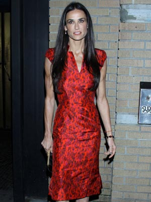 Demi Moore | Celebrity Spy 8 - 19 October 2011 | Pictures | Photos | New | Celebrity News