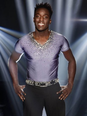 Dancing On Ice 2012 contestants revealed: Andy Akinwolere | now magazine | celebrity gossip | tv news
