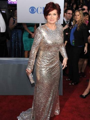 Sharon Osbourne | People's Choice Awards 2012 | Pictures | Photos | New | Celebrity News