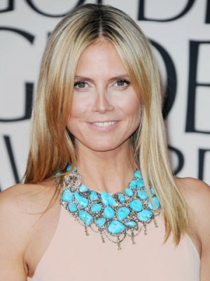 Heidi Klum | Golden Globes 2012 | Pictures | Photos | New | Celebrity News