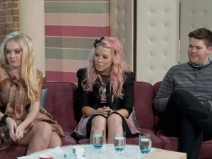 Kitty Brucknell, Amelia Lily and Craig Colton | This Morning ITV | Pictures | Photos | New | Celebrity News