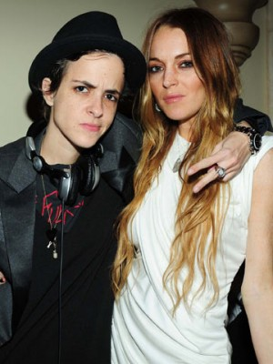 Lindsay Lohan and Samantha Ronson | Nasty celebrity fights | Pictures | Photos | New | Celebrity News