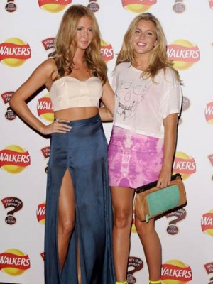 Millie Mackintosh and Caggie Dunlop | Walkers Launch Party | Pictures | Photos | New | Celebrity News
