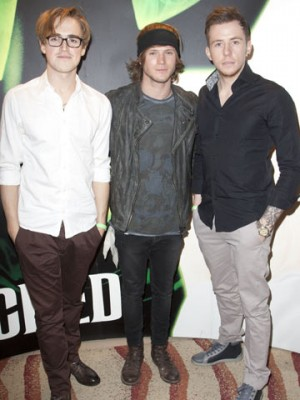 Tom Fletcher, Dougie Poynter and Danny Jones | Pictures | Photos | New | Celebrity News