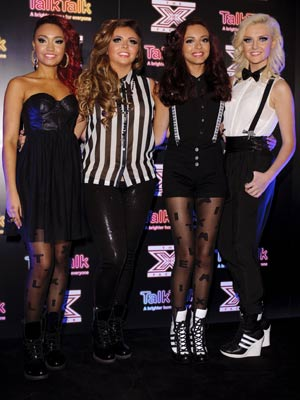 Little Mix | The X Factor Secret Gig | Pictures | Photos | New | Celebrity News