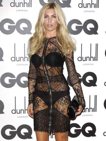 Abbey Clancy | Worst-dressed celebrities of 2011 | Pictures | Fashion | Now | Celebrity News