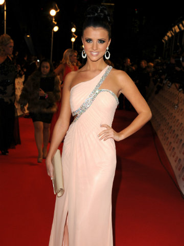 Lucy Mecklenburgh | National Television Awards 2012 | Pictures | Photos | New | Celebrity News