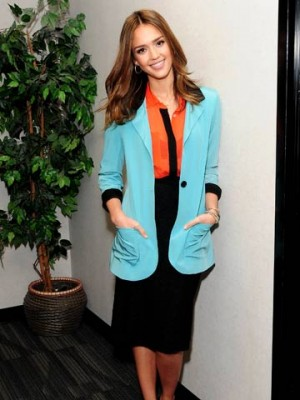 Jessica Alba | Celebrity fashion | Worst dressed | Pictures | Now | Fashion | New | Photos | Bad Style