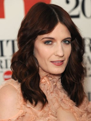 Florence Welch | Celebrity hair at the Brit Awards 2012 | Pictures | Photos | New | Celebrity News
