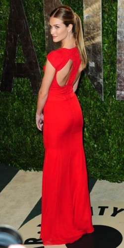 Rosie Huntington-Whiteley | Vanity Fair Oscars Party 2012 | Pictures | Photos | New | Celebrity News