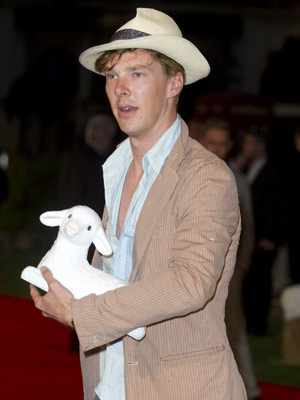 Benedict Cumberbatch   Tamara Drewe   premieres   pictures   celebrities   nowmagazine