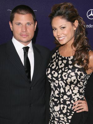 Nick Lachey and Vanessa Minnillo | Engaged Celebrities | Celebrity | Pics | Photos | Now Magazine