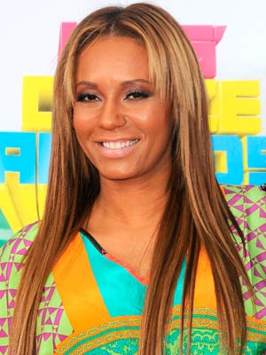 Mel B | Celebrity hair | Pictures | New styles | Latest | Hair | Now | Photos | Hairstyles