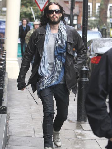 Russell Brand | Celebrity Spy 22 December 2011 -3 January 2012 | Pictures | Photos | New | Celebrity News
