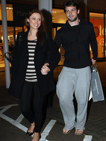 Una Healy and Ben Foden | Celebrity Spy 9 - 11 January | Pictures | Photos | New | Celebrity News